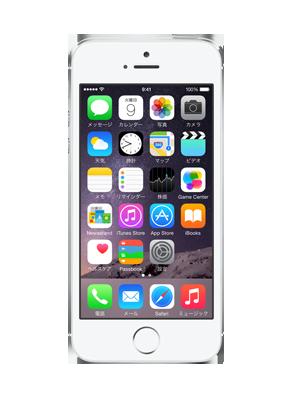 iPhone 5s 16GB 機種変更画像
